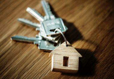 Property key fob