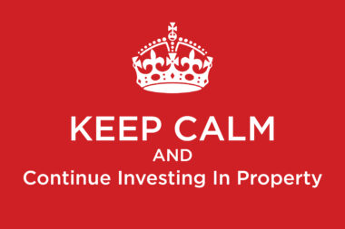 Keep Calm and Invest Image 310321